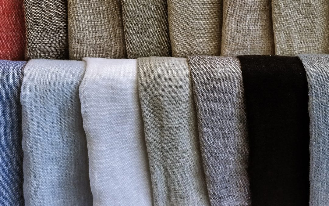 Nouvelle gamme de tissus français 100 % bio